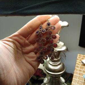Euc vintage Kendra Scott nelsie earrings
